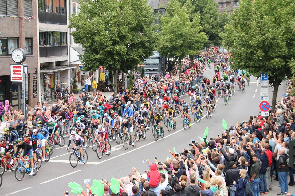 Tour de France in Jülich